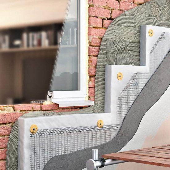 Coibentazione edifici - Isolamento termico