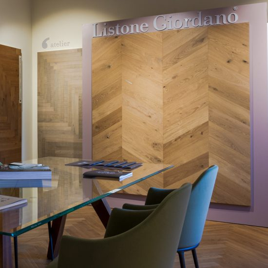 Showroom Listone Giordano Olbia - Mara Home Experience