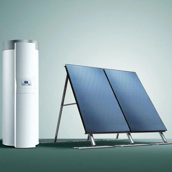 Solare termico per produzione acqua calda - Mara Home Experience